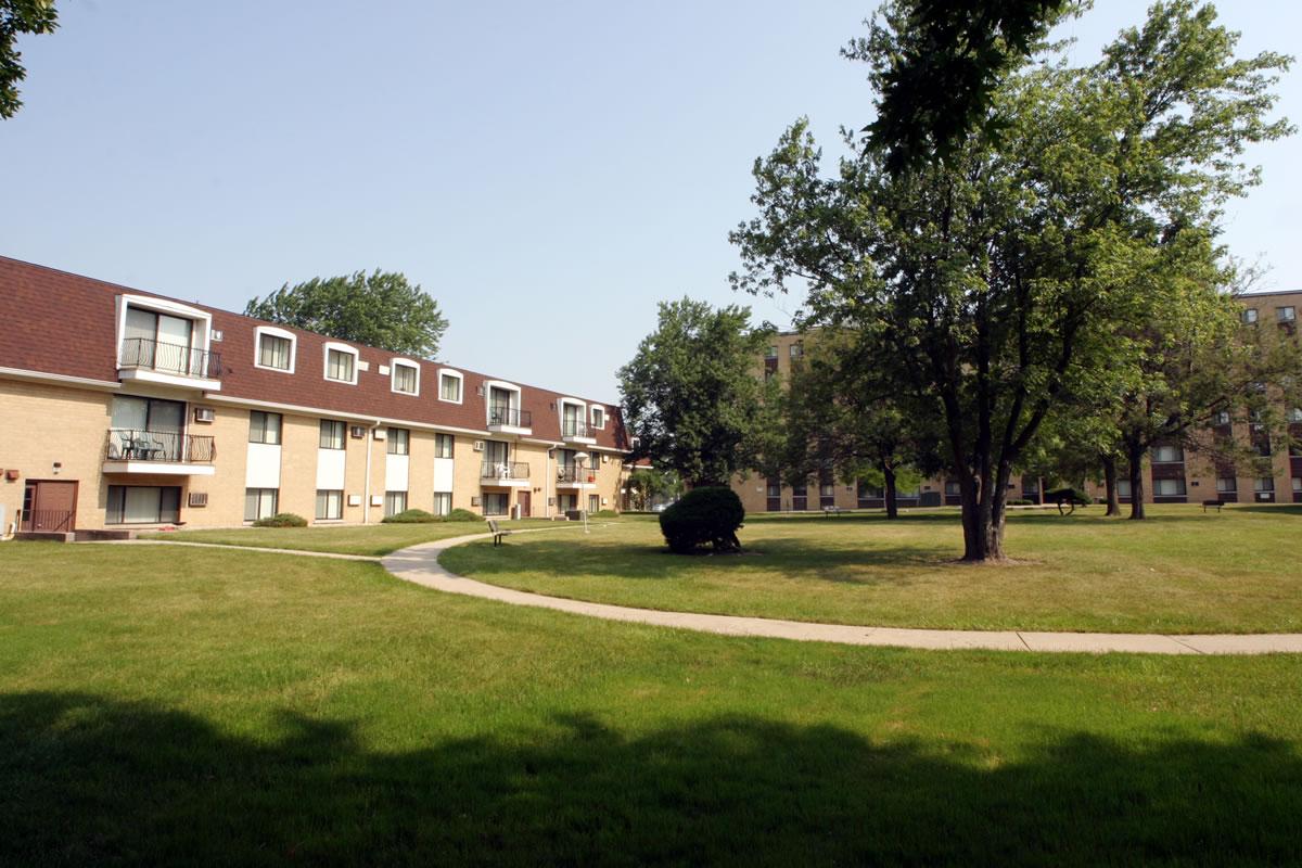 Carriage Creek Apartments Richton Park Il