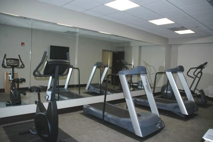 301 Riverwalk Place Cardio-Free Weights