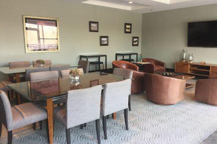 301 Riverwalk Place Resident Lounge