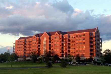 301 Riverwalk Place - Sunset